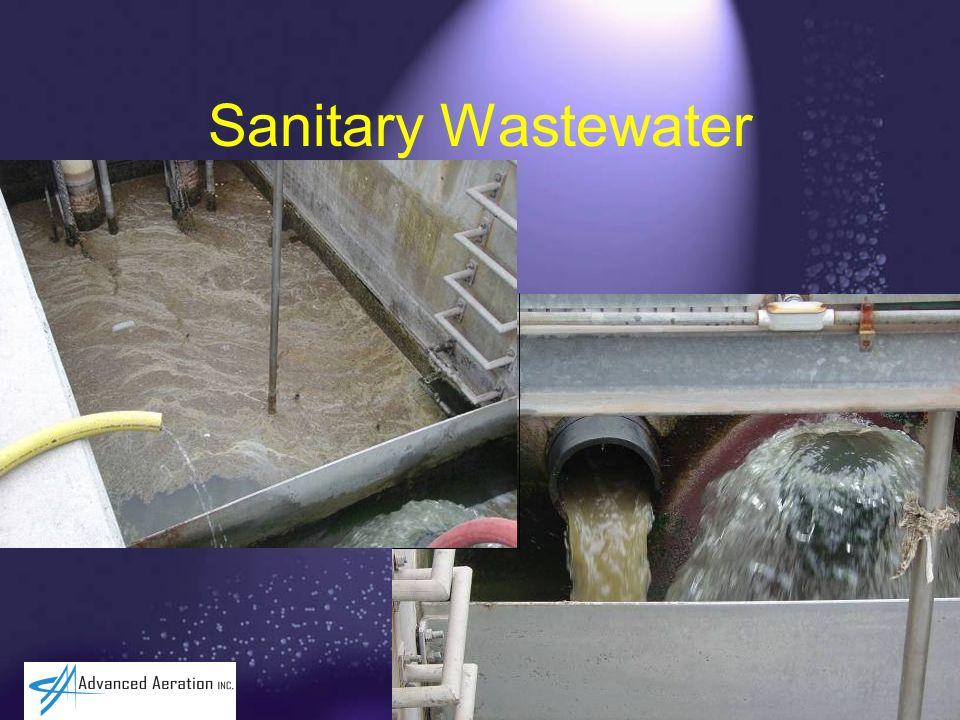 Sanitary Wastewater