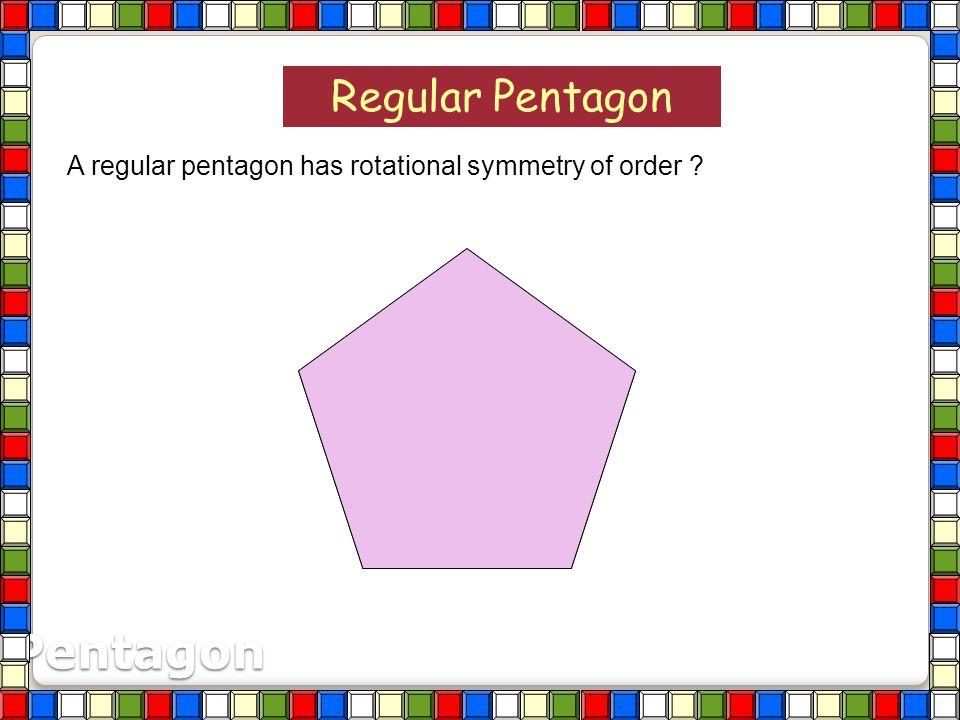 Pentagon Regular Pentagon