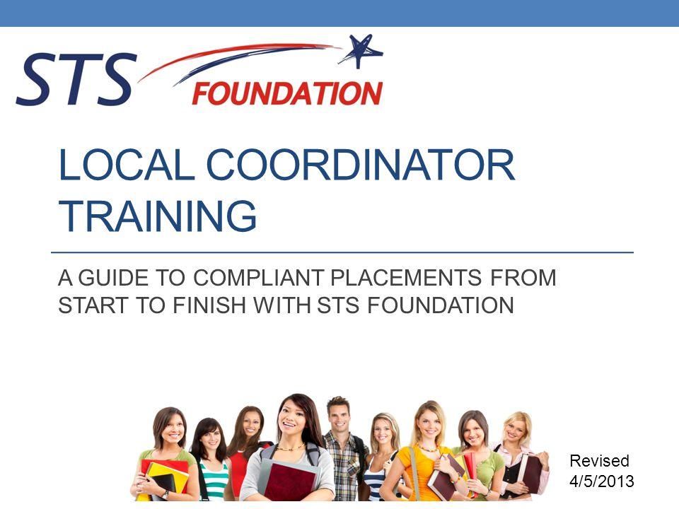 local coordinator training