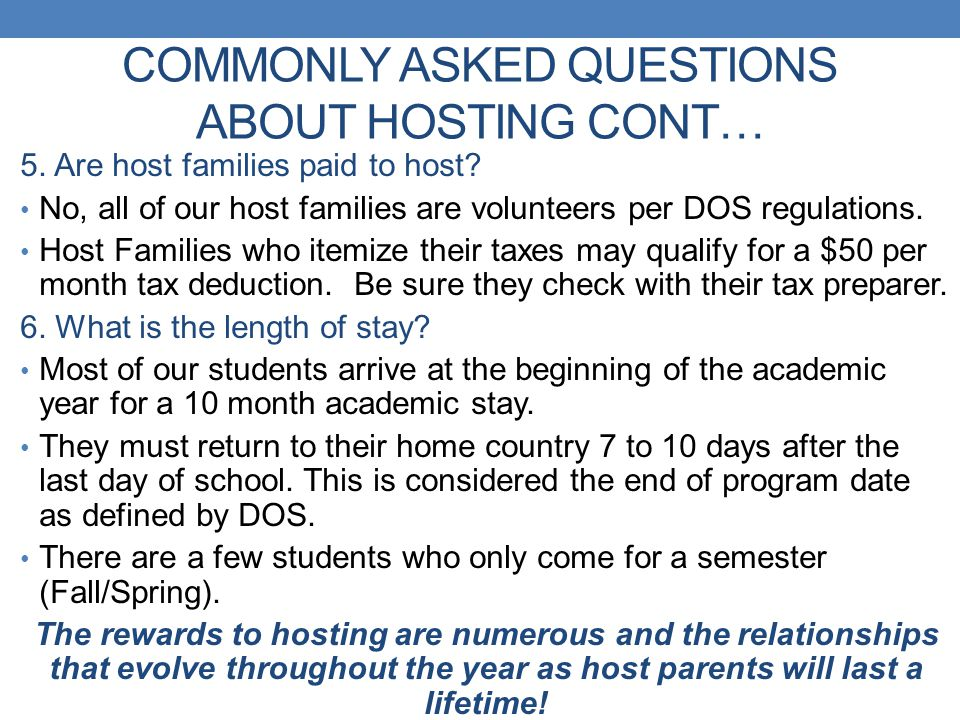 COMMONLY ASKED QUESTIONS ABOUT HOSTING CONT…
