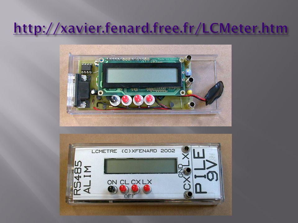 http://xavier.fenard.free.fr/LCMeter.htm