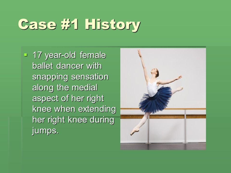 Case #1 History