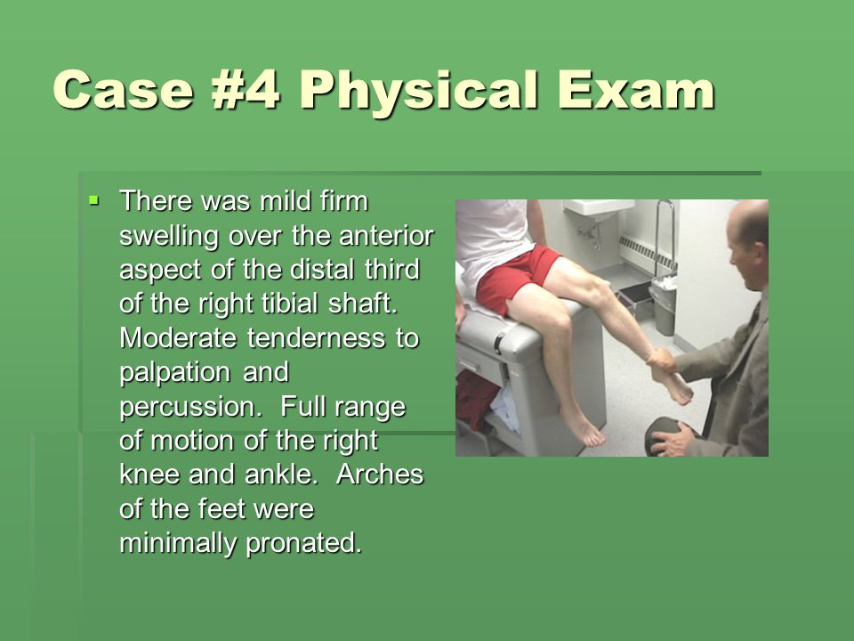 Case #4 Physical Exam