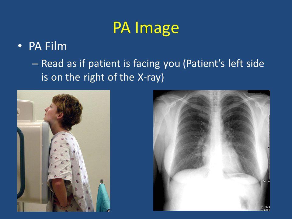 PA Image PA Film.