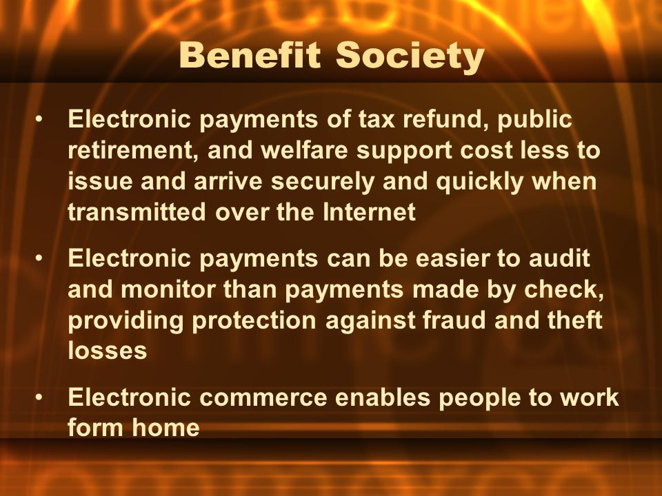 Benefit Society