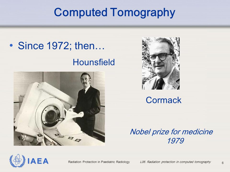 Nobel prize for medicine 1979
