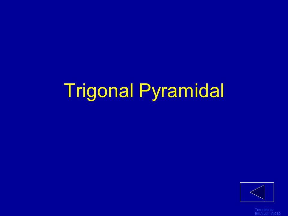 Trigonal Pyramidal Template by Bill Arcuri, WCSD