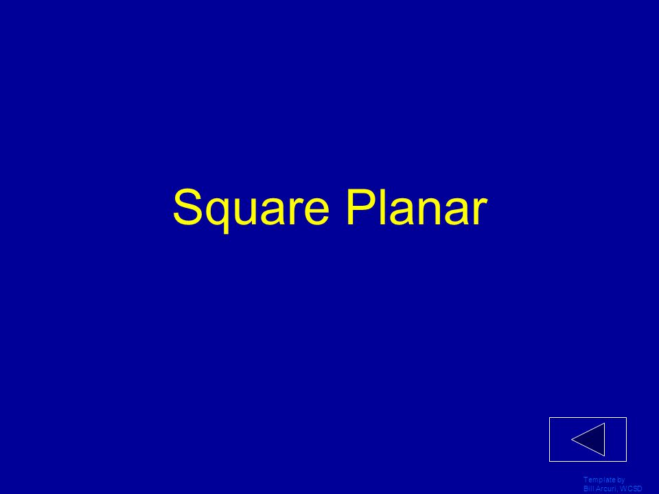 Square Planar Template by Bill Arcuri, WCSD