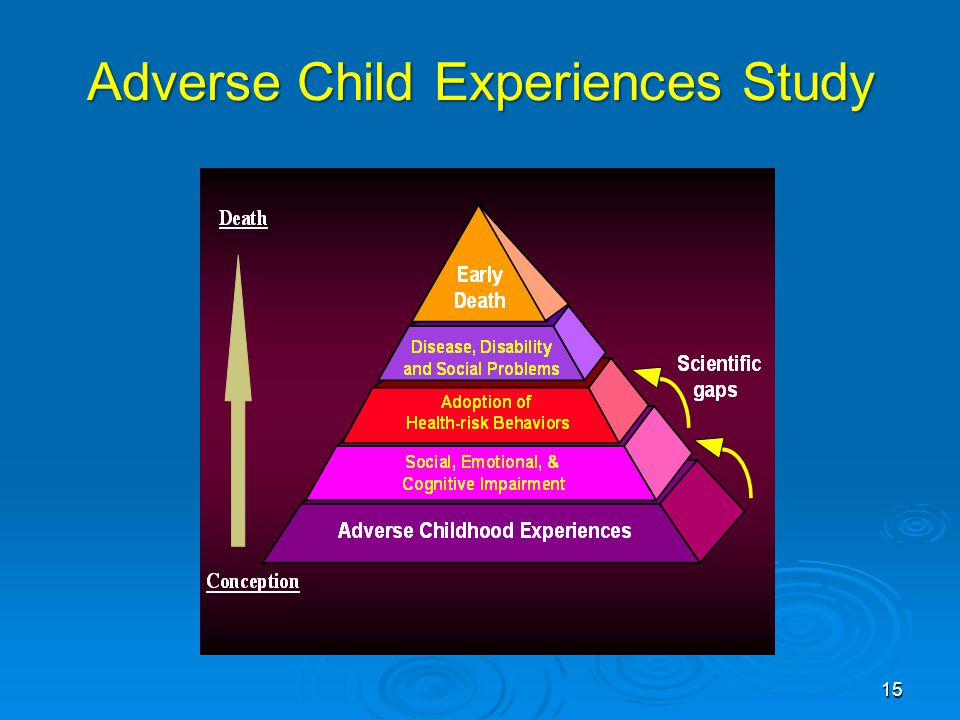 Adverse Child Experiences Study