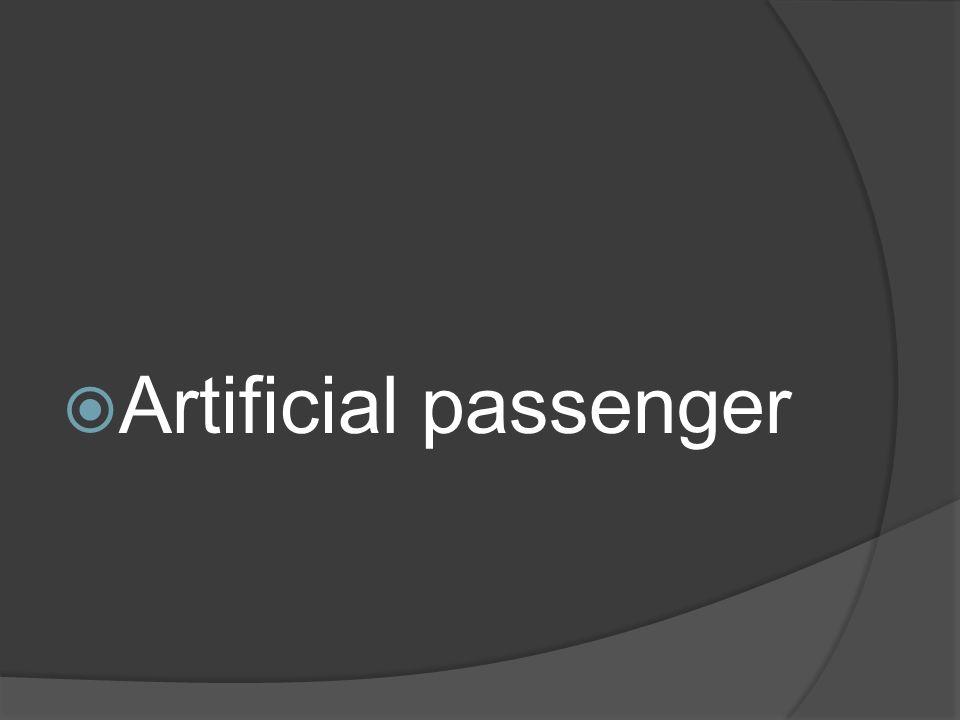 Artificial passenger