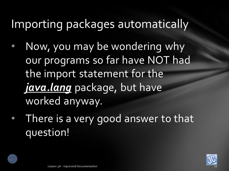 Importing packages automatically