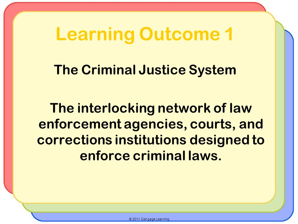 the three main components of the criminal justice system are law enforcement courts and corrections The criminal justice system is composed of three primary and discernible components: police, courts, and corrections of law enforcement officers affect.