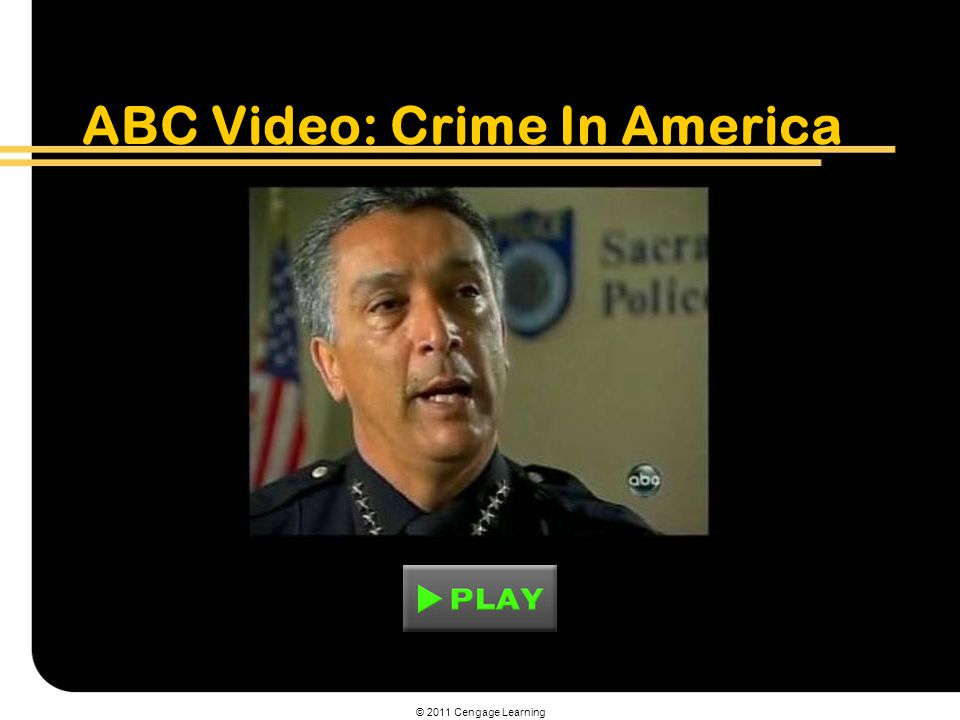 ABC Video: Crime In America