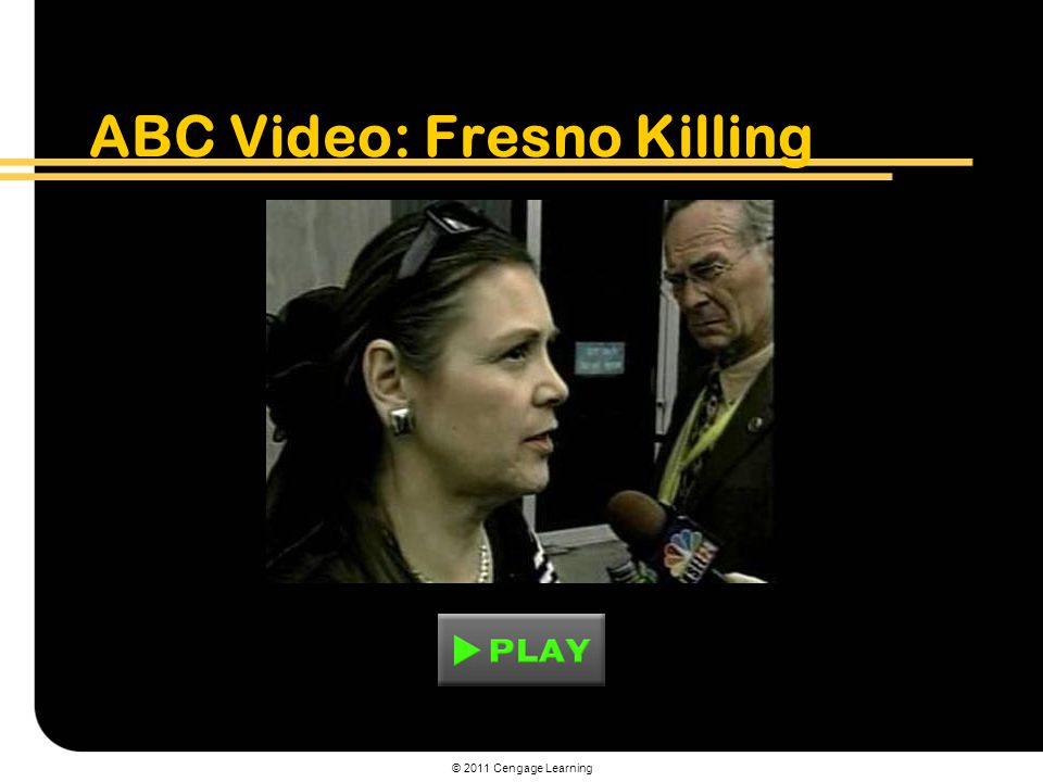 ABC Video: Fresno Killing