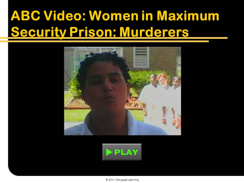 ABC Video: Women in Maximum Security Prison: Murderers