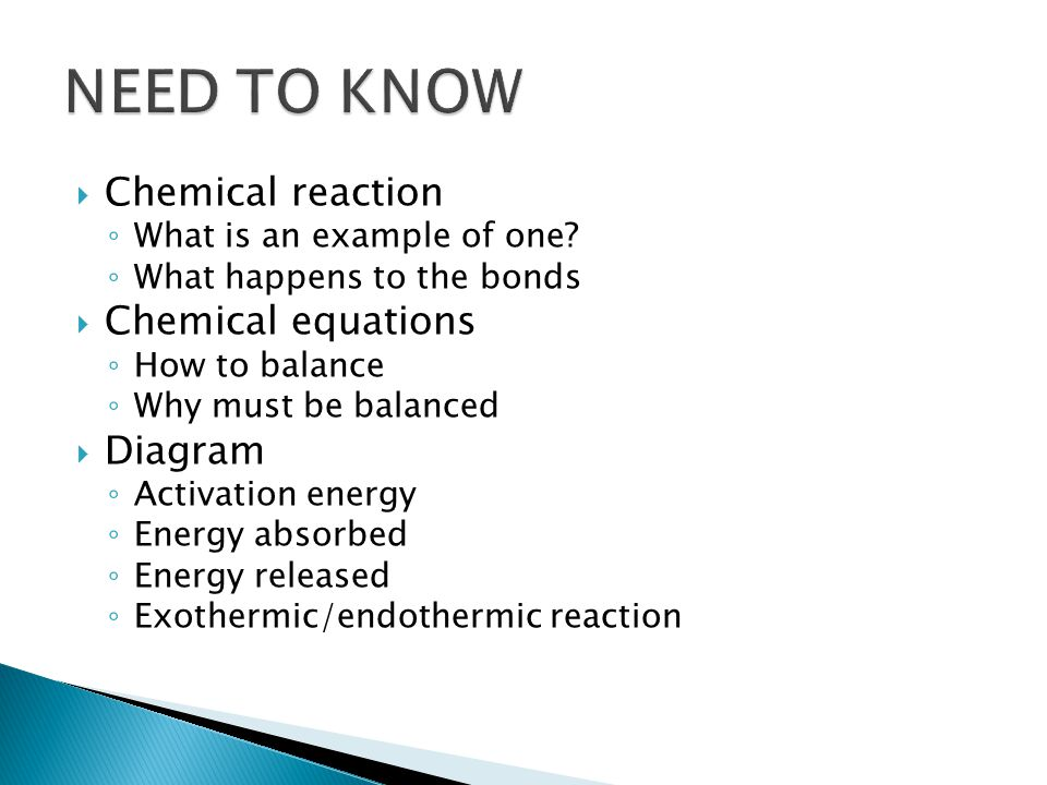 CH9 Chemical Reactions. - ppt download | 960 x 720 jpeg 61kB