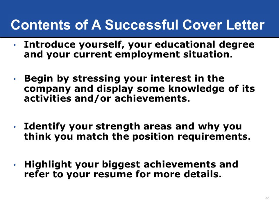 the point of a cover letter  Ask a Manager