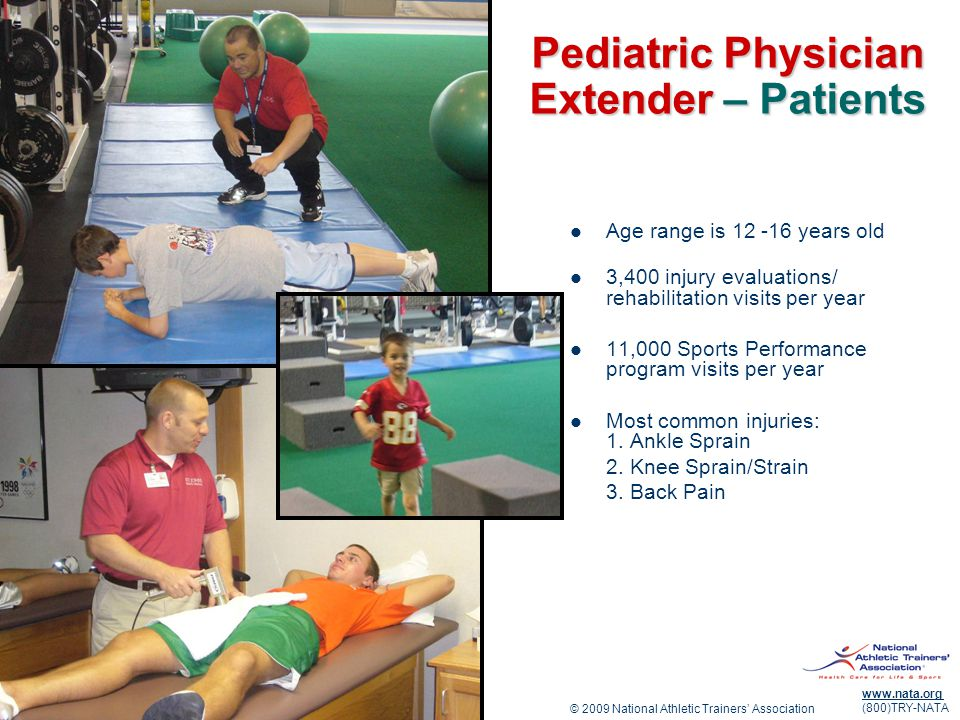Pediatric Physician Extender – Patients