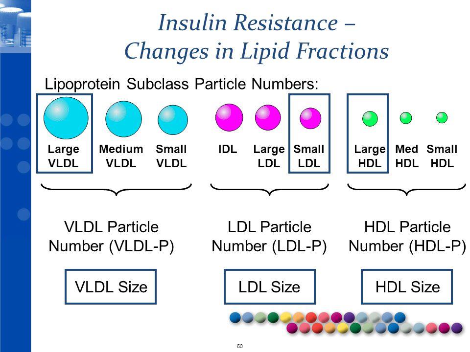 Changes in Lipid Fractions
