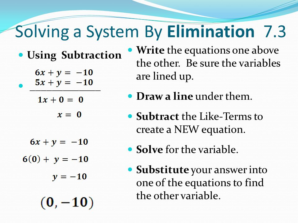 By Drawing The Line Y Solve The Equations : Algebra i cm third marking term ppt video online download