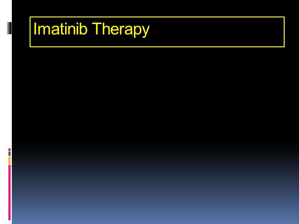 Imatinib Therapy