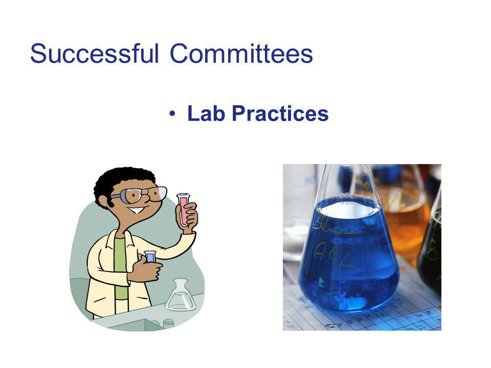 Successful Committees