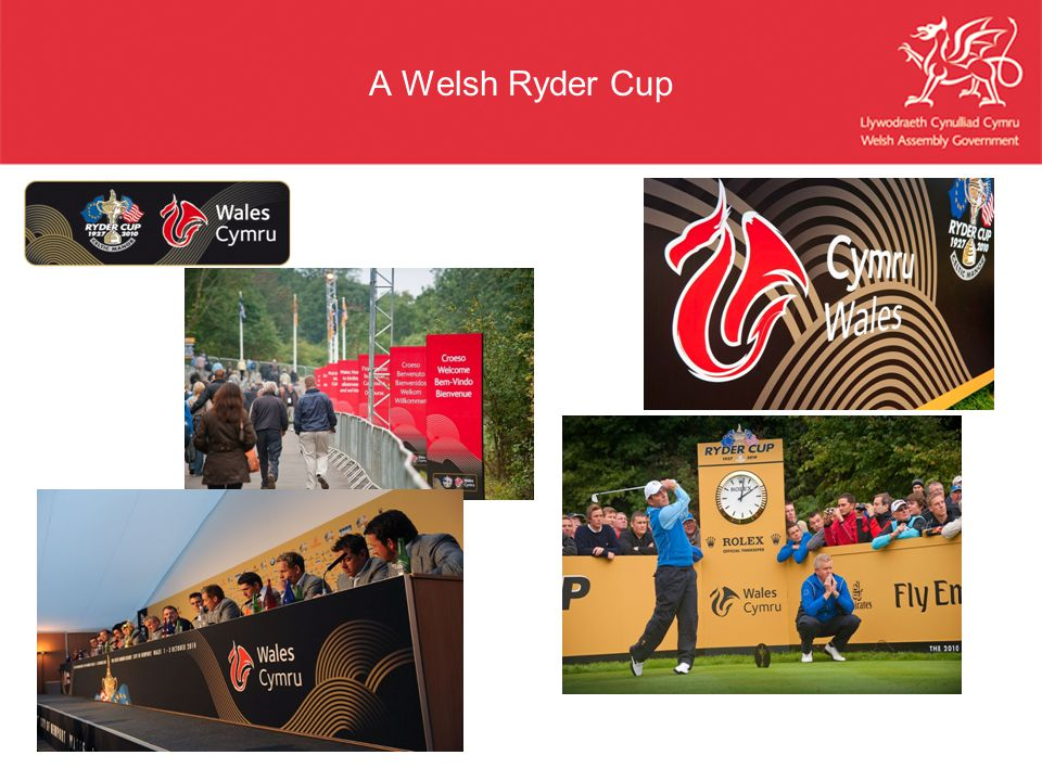 A Welsh Ryder Cup