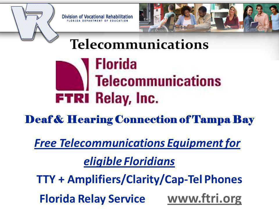 Free Telecommunications Equipment for