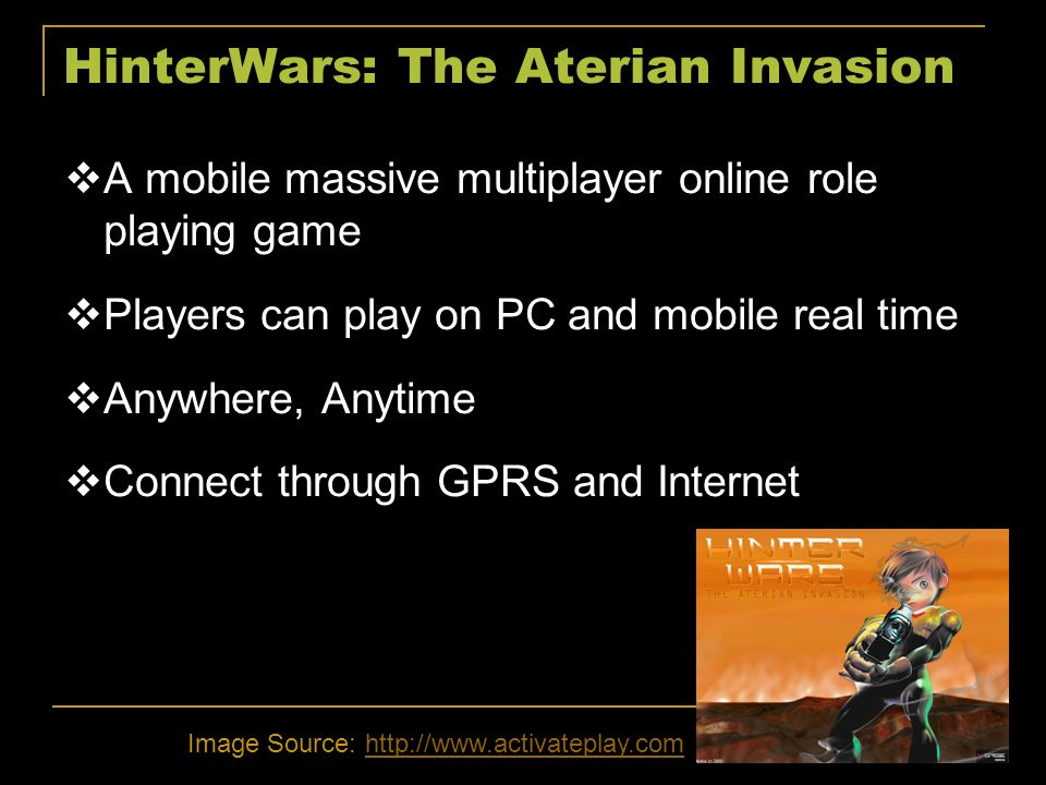 HinterWars: The Aterian Invasion
