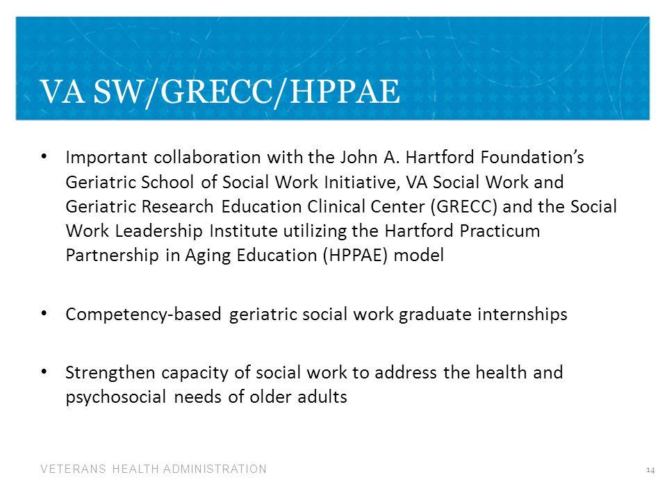 VA SW/GRECC/HPPAE