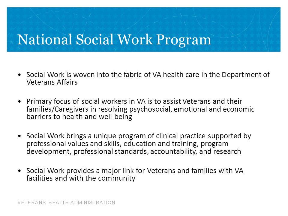National Social Work Program