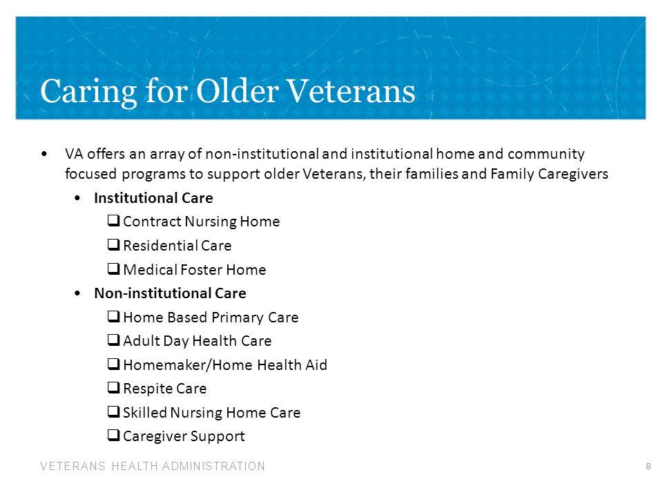 Caring for Older Veterans