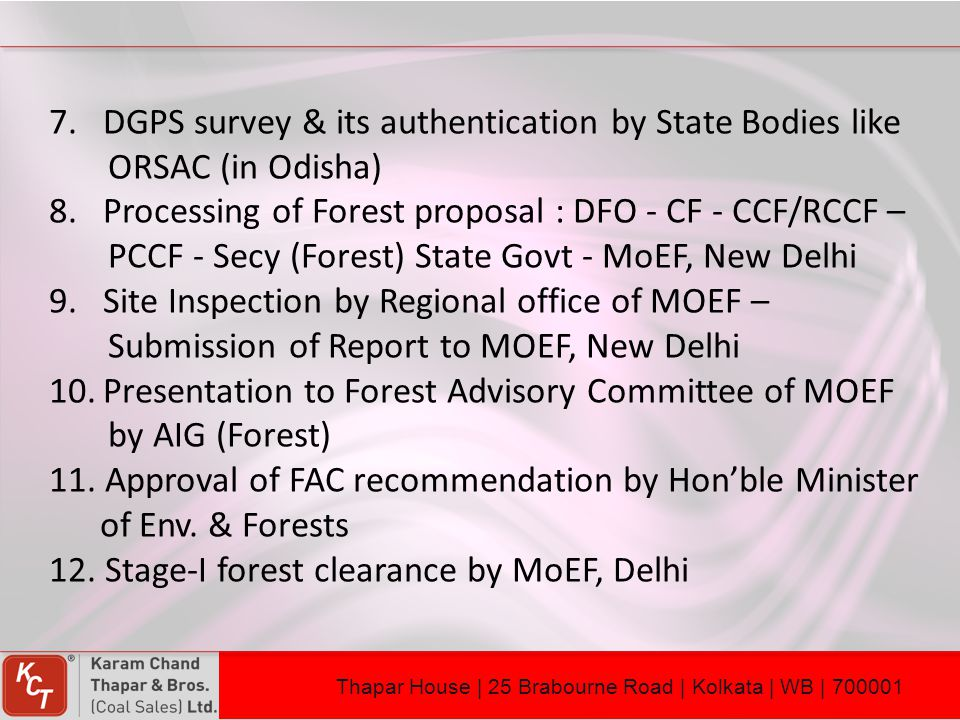 DGPS survey & its authentication by State Bodies like