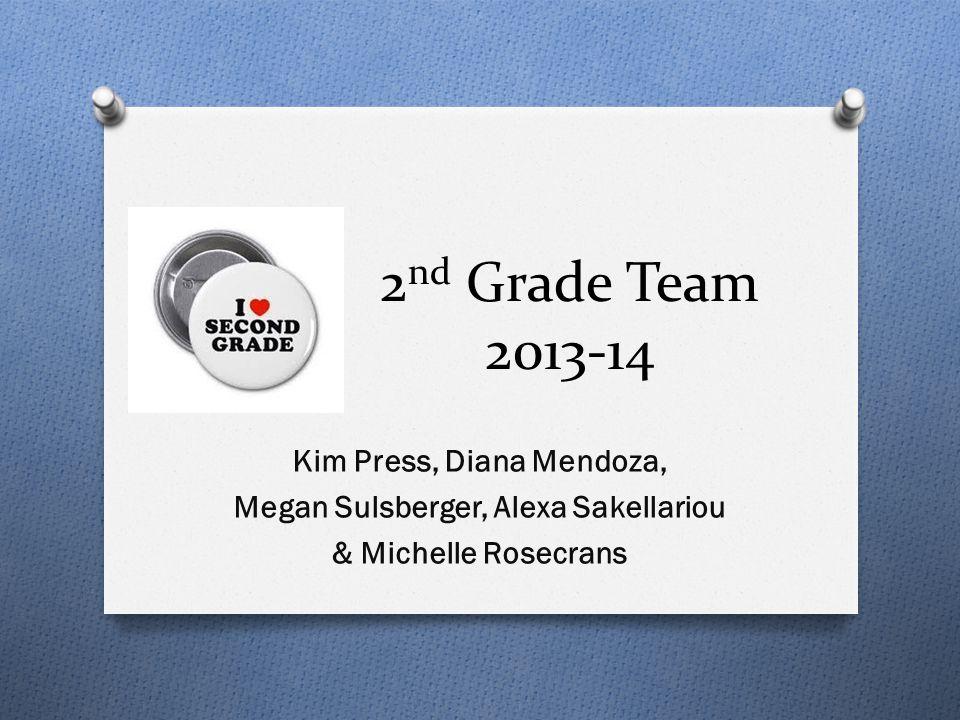 Kim Press, Diana Mendoza, Megan Sulsberger, Alexa Sakellariou