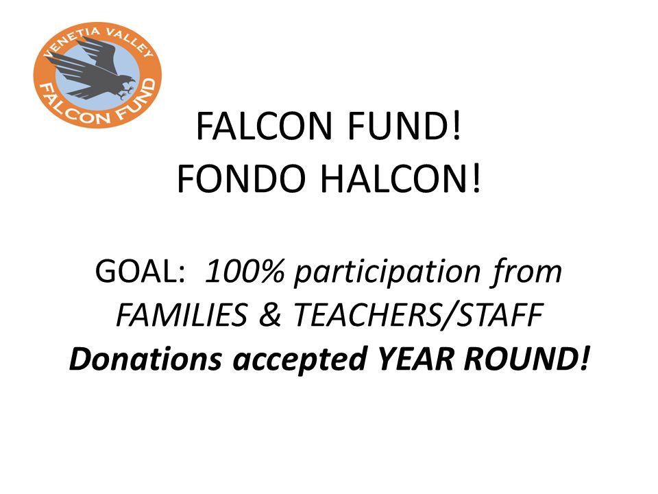 FALCON FUND. FONDO HALCON