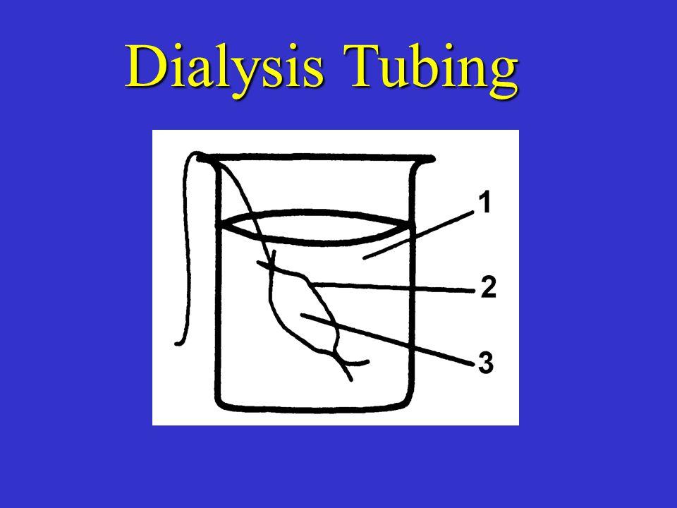 Dialysis Tubing