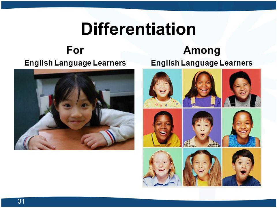 English Language Learners English Language Learners