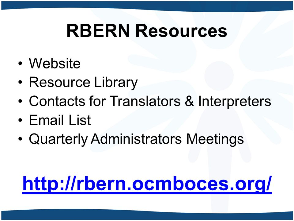 http://rbern.ocmboces.org/ RBERN Resources Website Resource Library
