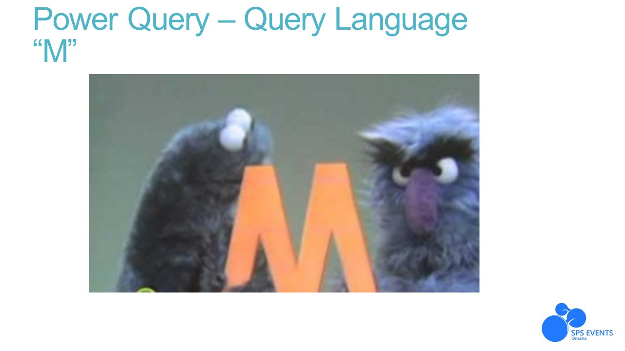 Power Query – Query Language M