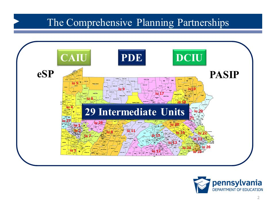 The Comprehensive Planning Partnerships