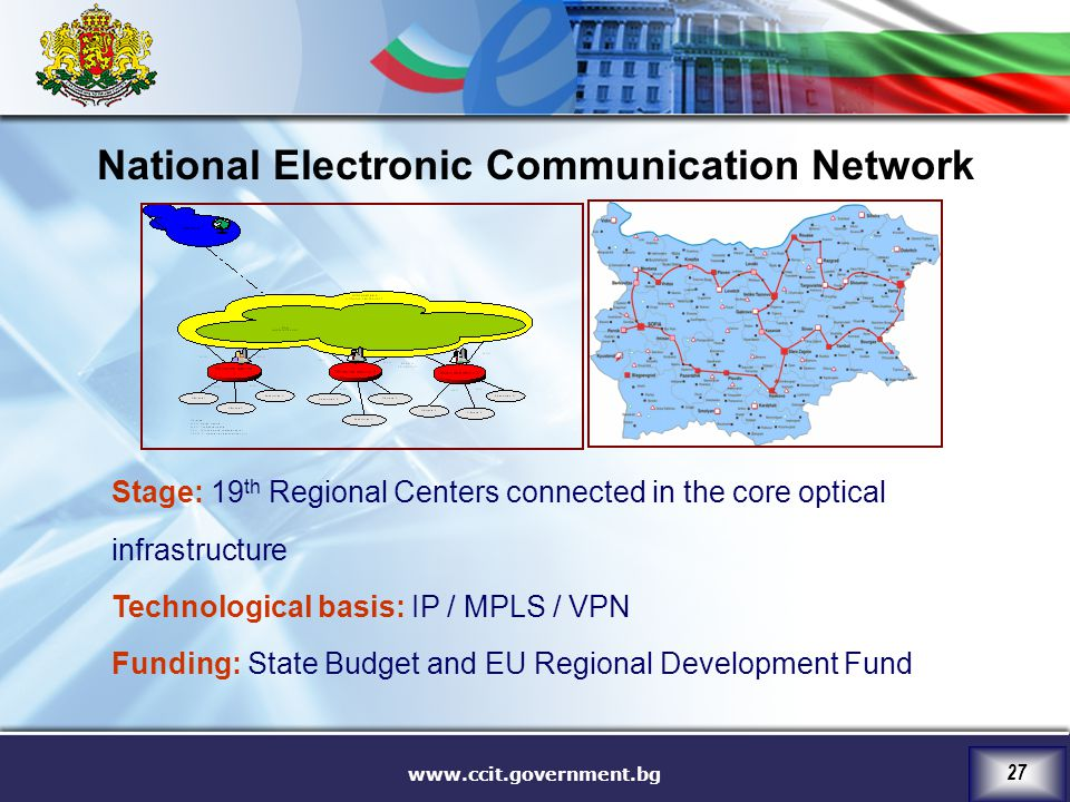 National Electronic Communication Network