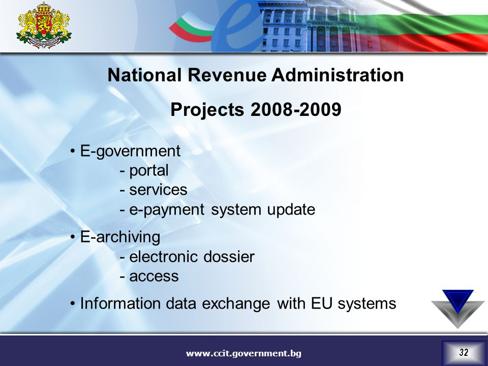 National Revenue Administration