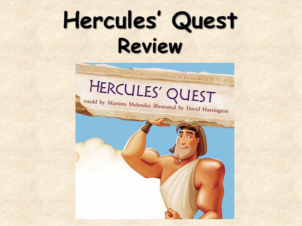 Hercules' Quest Review