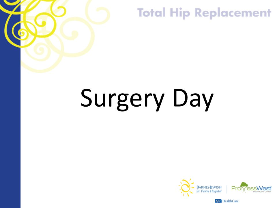 Surgery Day