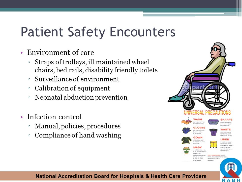 Patient Safety Encounters