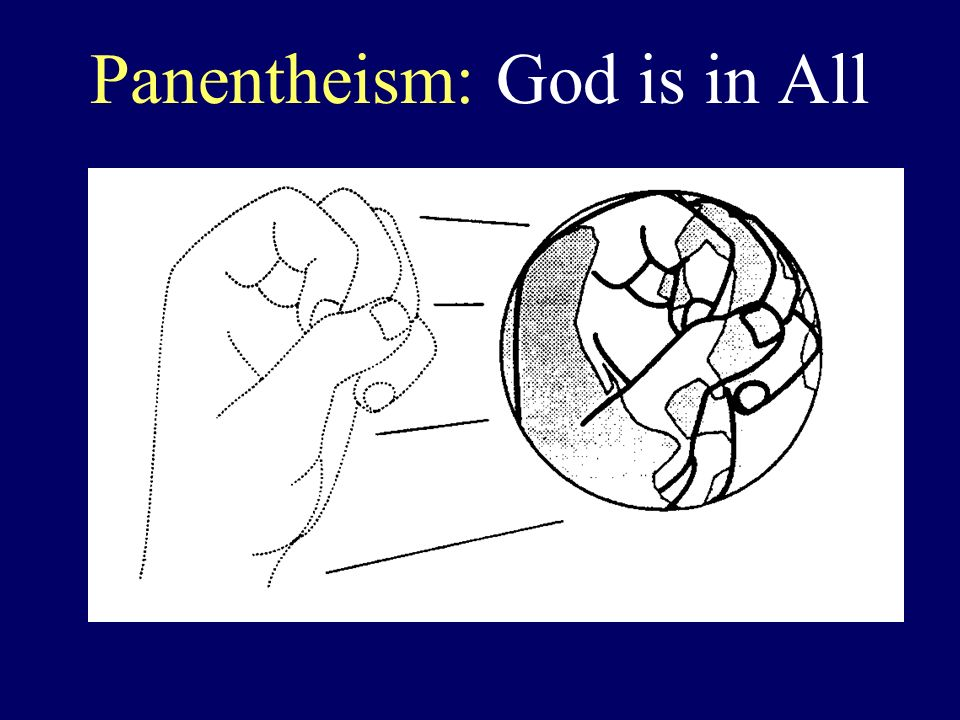Panentheism: God is in All