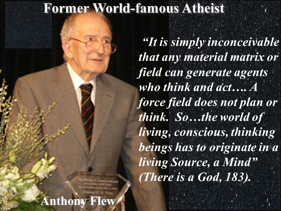 Former World-famous Atheist