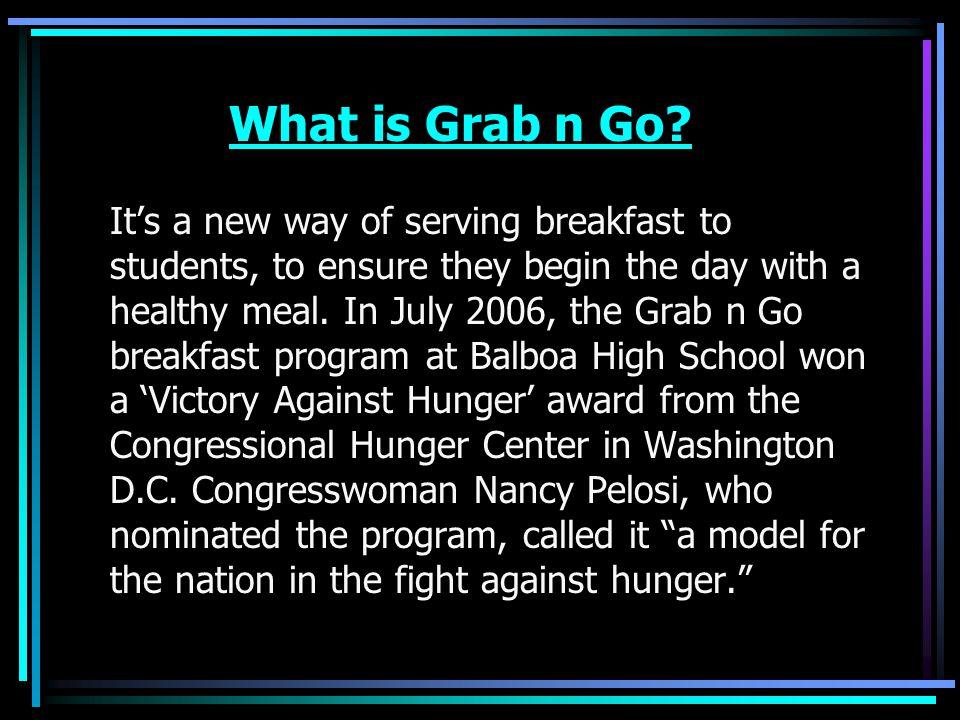What is Grab n Go