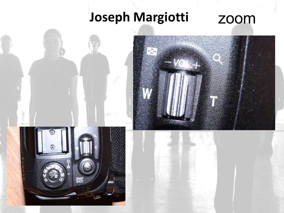 Joseph Margiotti zoom