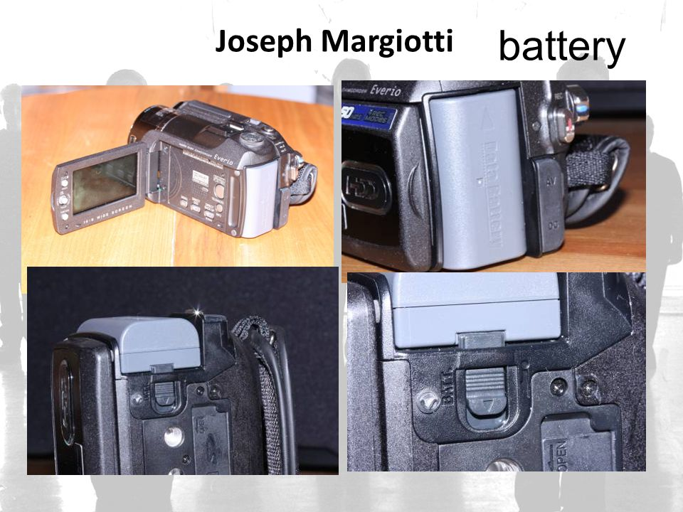 Joseph Margiotti battery